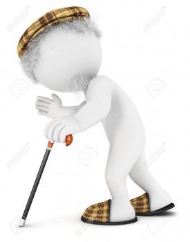 15920789-3d-homme-blanc-âgé-personnes-marchant-avec-une-canne-fond-blanc-isolé-image-3d
